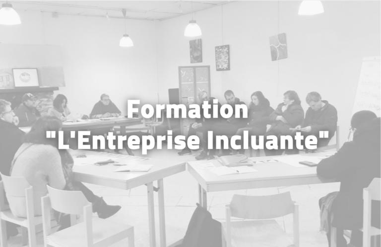 "Formation ""L'entreprise Incluante"" - TAE - Ecosolidaire"