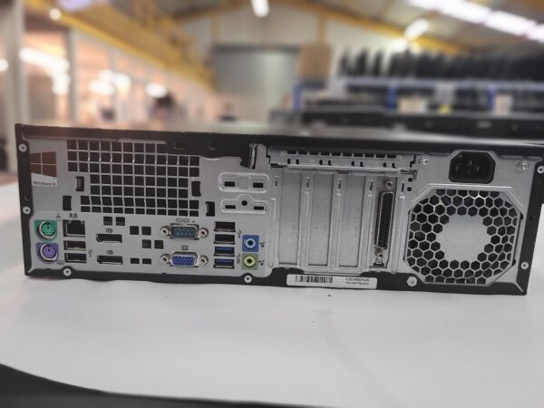 PC fixe HP Prodesk 600G1 format desktop