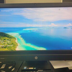 HP EliteOne 800 G1 AIO – Tout en Un – Processeur I5 – Disque dur standard 500Go – RAM 8Go
